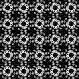 Ornamental seamless pattern. Black and white colors.Endlesstemplate. Ornamental seamless pattern. Black and white colors. Endlesstemplate for Stock Photo