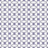 Ornamental seamless pattern. Blue and white colors. Endless template. Ornamental seamless pattern. Blue and white colors.  Endless template for wallpaper Royalty Free Stock Image