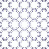 Ornamental seamless pattern. Blue and white colors.  Endless template. Ornamental seamless pattern. Blue and white colors.  Endless template for wallpaper Stock Images