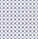 Ornamental seamless pattern. Blue and white colors.  Endless template. Ornamental seamless pattern. Blue and white colors.  Endless template for wallpaper Royalty Free Stock Photos