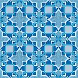 Ornamental seamless pattern damask arabesque elements texture ba Stock Photography