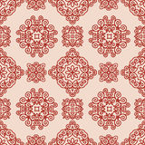 Ornamental seamless pattern Stock Photos