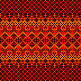 Ornamental seamless pattern. Stock Image