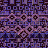 Ornamental seamless pattern. Stock Images