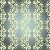 Ornamental seamless pattern Stock Photos