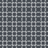 Ornamental seamless pattern. Gray and white colors. Endlesstemplate. Royalty Free Stock Photo