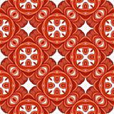 Ornamental seamless pattern Royalty Free Stock Photos
