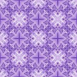 Ornamental seamless pattern Royalty Free Stock Photography