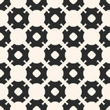 Ornamental seamless pattern, monochrome mosaic texture Royalty Free Stock Photo