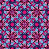 ornamental seamless pattern. Royalty Free Stock Photo
