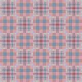 Ornamental seamless pattern tartan Royalty Free Stock Photo