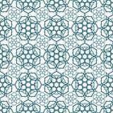 Ornamental seamless pattern Stock Photography