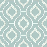 Ornamental seamless pattern. Vector abstract background. Stock Images