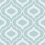 Ornamental seamless pattern. Vector abstract background. Royalty Free Stock Photo