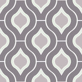 Ornamental seamless pattern. Vector abstract background. Royalty Free Stock Photography