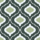 Ornamental seamless pattern. Vector abstract background. Stock Image