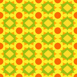 Ornamental seamless pattern. Vector background. Royalty Free Stock Photos