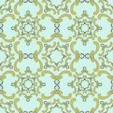 Ornamental seamless pattern. Vintage template. Filigree texture. Surface design Stock Image