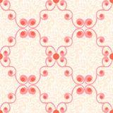 Ornamental seamless vector pattern Stock Photos
