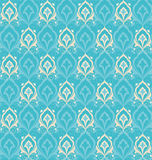 Ornamental seamless wallpaper Royalty Free Stock Photos