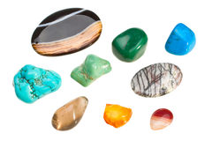 Ornamental stones Royalty Free Stock Photo