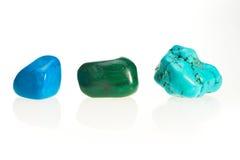 Ornamental stones Stock Photo