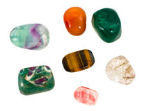 Ornamental stones Royalty Free Stock Photo
