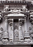 Ornamental temple wall Royalty Free Stock Photo