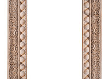 Ornamental texture architectural pattern in oriental style Royalty Free Stock Photo
