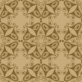 Ornamental tile stock illustration