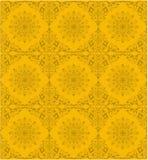 Ornamental tile Stock Image
