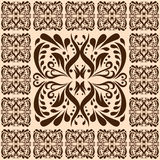 Ornamental tile Royalty Free Stock Photo