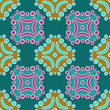Ornamental traditional pattern Stock Photo