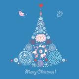 Ornamental Tree Stock Photo