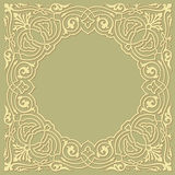Ornamental Vector Border Stock Images