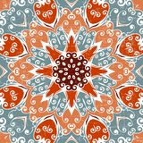 Ornamental Vintage Pattern Royalty Free Stock Photo