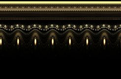 Ornamental vintage seamless pattern Royalty Free Stock Image