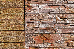 Ornamental wall 12 Royalty Free Stock Photo
