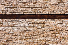 Ornamental wall 8 Royalty Free Stock Photography