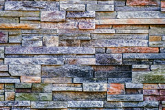 Ornamental wall 16 Stock Image