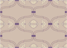Ornamental wallpaper.  Royalty Free Stock Images