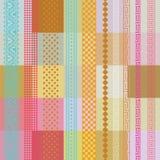 Ornamental   wallpaper Stock Images
