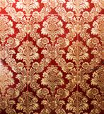 Ornamental wallpaper Stock Photo
