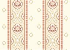 Ornamental wallpaper vector Stock Image