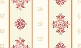 Ornamental wallpaper vector Stock Photos