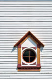 Ornamental Window Stock Image