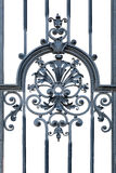 Ornamental Wrought Iron Royalty Free Stock Photography