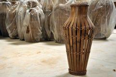 Ornamentation di legno fotografia stock