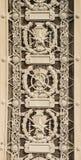 Ornamentdecoratie Royalty-vrije Stock Fotografie