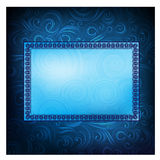 Ornamented background Royalty Free Stock Photos